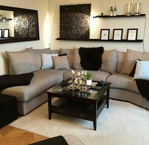 Livingroom Or Family Room Decor. Simple But Perfect.   Pepi Home Decor  Designs Awesome Livingroom Or Family Room Decor. Simple But Perfect.