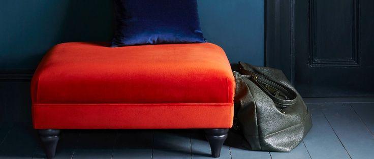 Otway Large Footstool