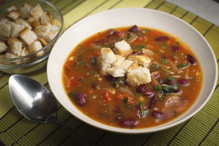 how to make healthy soup at home