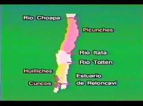 CUNCOS: Los Cuncos eran un pueblo de mapuches sedentarios, considerados como una parcialidad de los huilliches, son la rama meridional del pueblo mapuche. Habitaban en el sur del actual territorio de Chile, en una franja costera que iba desde el sur de Valdivia hasta el río Maullín, incluyéndose a los habitantes de la porción norte de Chiloé y las islas aledañas.Hablaban mapudungun, lengua común a todos los pueblos mapuche. Desarrollaron la agricultura,pesca y caza.