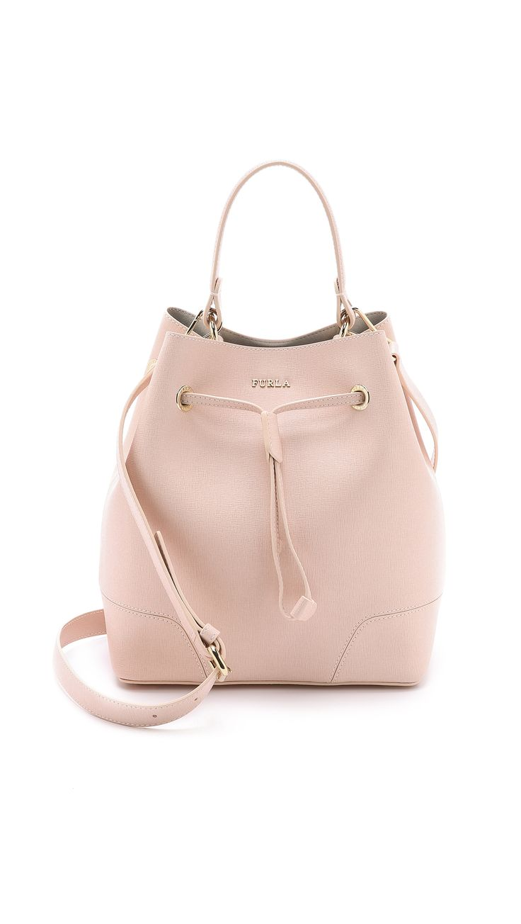Furla Stacy Drawstring Bucket Bag ❤️❤️❤️