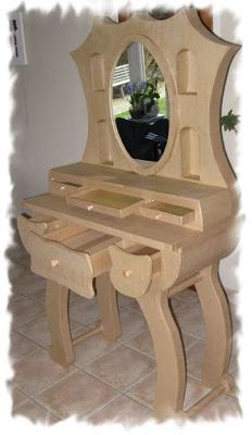 Build a dresser out cardboard woodworking projects plans for How to make a dresser out of cardboard