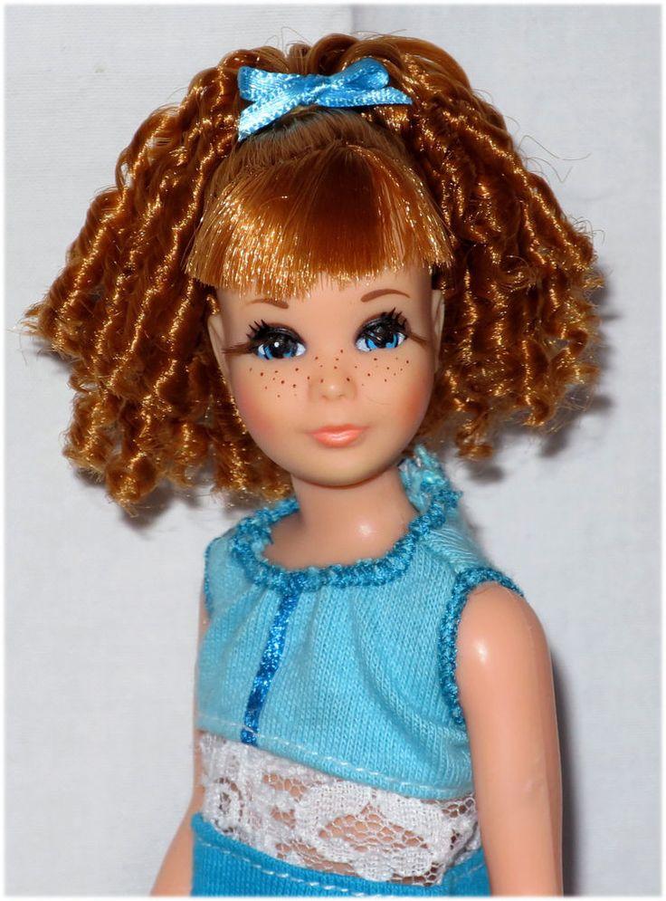 OOAK # 7193 Funtime Skipper rotblond Reroot 1977 TNT Wimpern Vintage Korea Japan in Spielzeug, Puppen & Zubehör, Mode-, Spielpuppen & Zubehör | eBay!