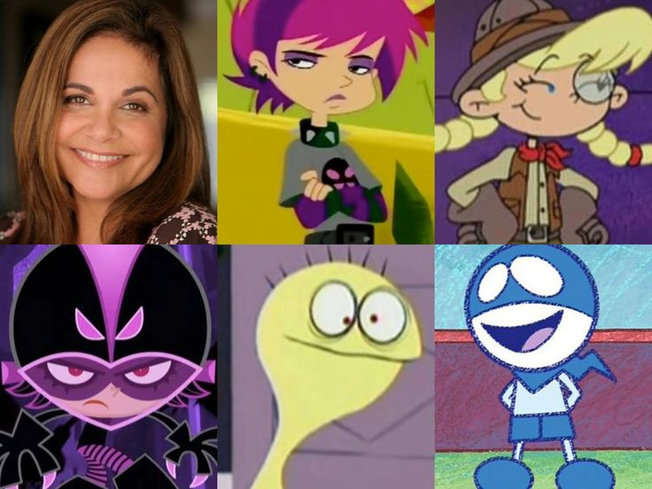 Cartoon Characters Voice Changer : Candi milo by legion on deviantart to change american