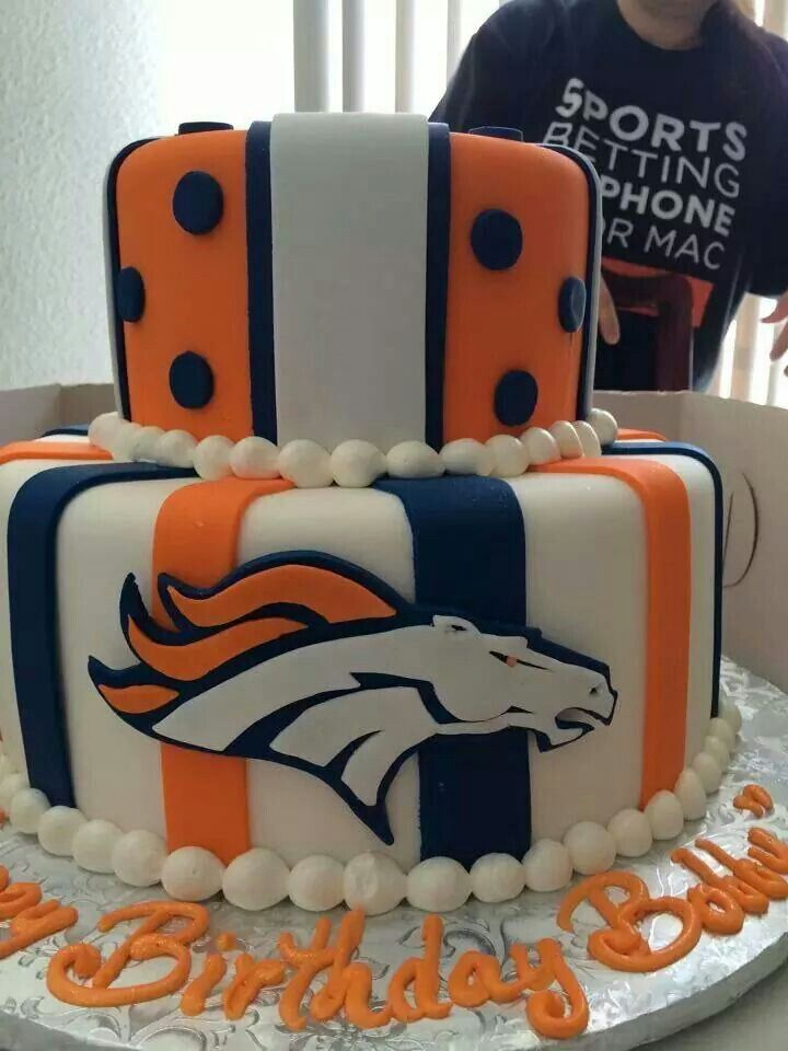 Decorating Ideas > 17 Best Ideas About Denver Broncos Cake On Pinterest  ~ 183647_Birthday Party Ideas Denver