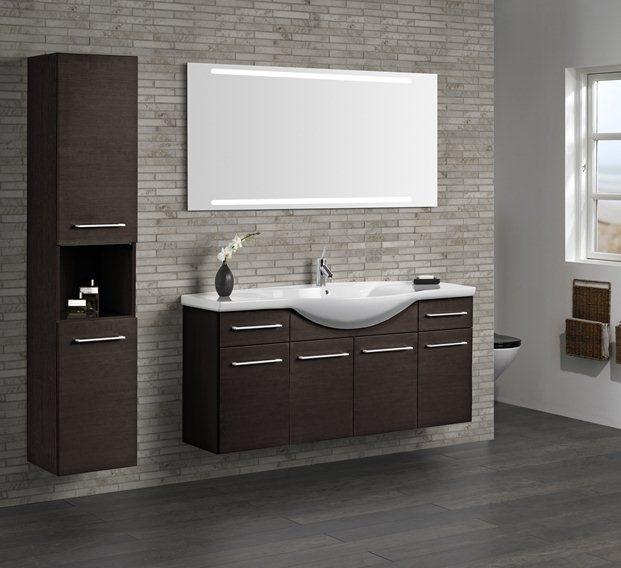 Stel uw eigen badmeubel samen in uw eigen stijl. Luna geeft u alle ruimte en staat garant voor de kwaliteit.