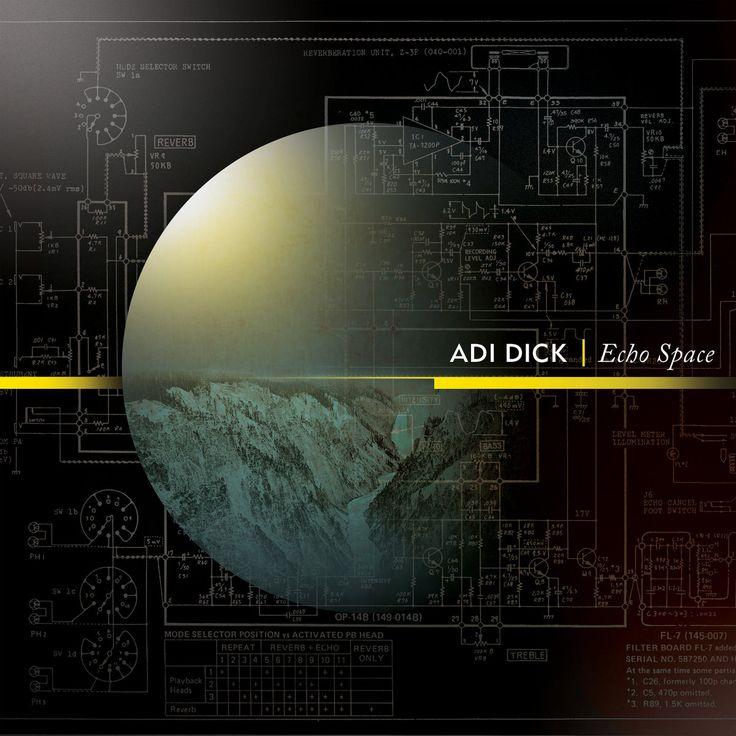 Echo Space   Adi Dick