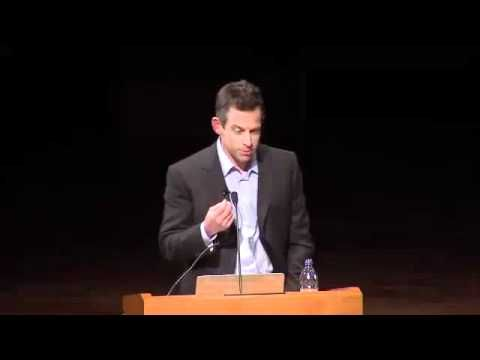 Please, please, Christians watch this and comment (it's 11 minutes). I really would like to hear how you respond to many of the points Sam Harris makes regarding Christianity. I simply don't understand how most of my friends and family who are wonderful, kind, and loving people believe these things.