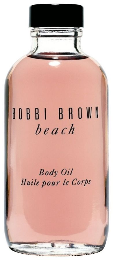 The moisturizing oils and vitamins in this Bobbi Brown body oil makes it a summertime staple. Even creates a sexy sheen as it leaves a delicate, beachy scent.