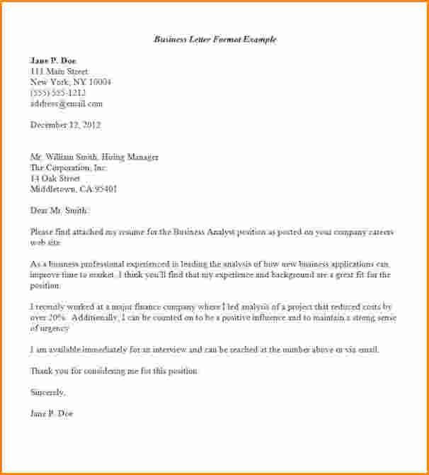 handwritten business letter format formatg http perfectyourenglish businessenglish example formalm