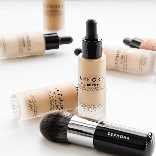 Look airbrushed without adding an Instagram filter!  #SEPHORACOLLECTION