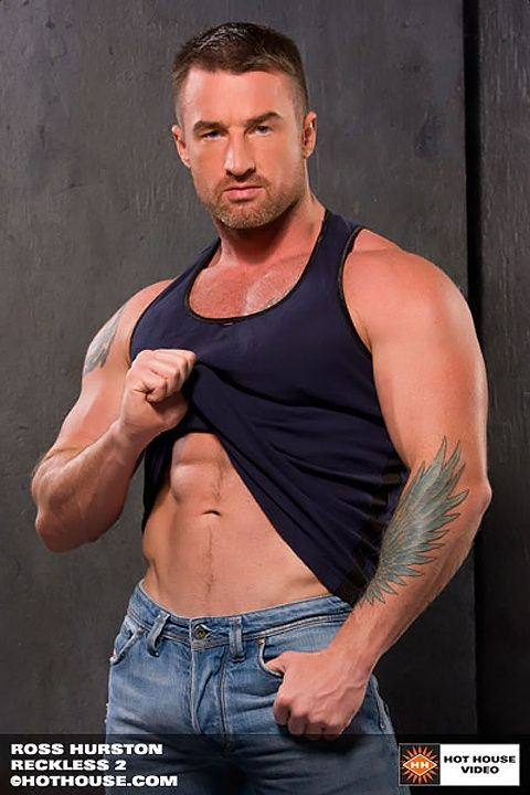Ross Hurston - Hot House  Masculino-7111
