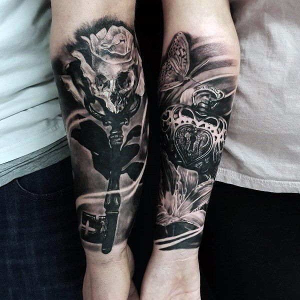 Top 81 Couples Tattoos Ideas 2020 Inspiration Guide In 2020 Matching Couple Tattoos Couples Tattoo Designs Couple Tattoos