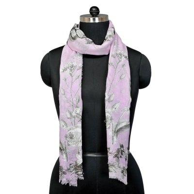 BUY LADIES COTTON CALM SCARVES ONLINE  Product Code: SLC98  ***Price - Rs.599  @ http://www.tiekart.com/women-386/ladies-scarves/cotton-calm-5986