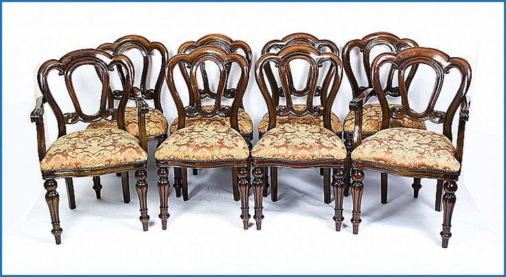 Lovely Victorian Dining Chair Styles - http://countermoon.org/victorian-dining-chair-styles