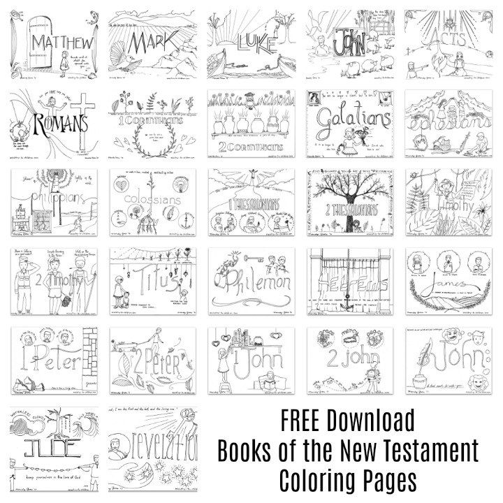 New Testament Coloring Pages Free Download All 27 Books Ministry To Children Com Bible Coloring Pages Free Bible Coloring Pages Bible Verse Coloring Page