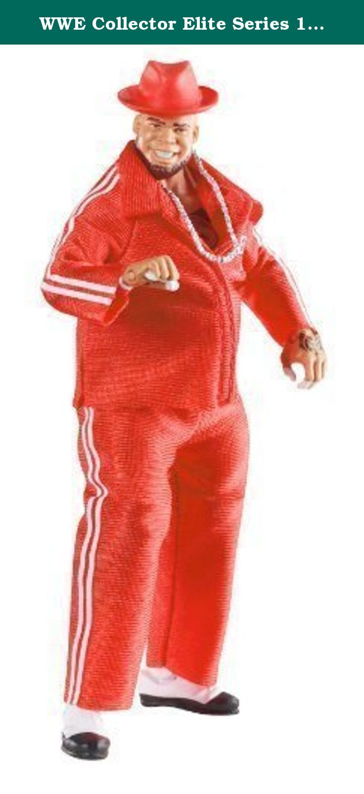 WWE Collector Elite Series 18 Brodus Clay Figure by Mattel [parallel import goods]. It's shipped off from Japan.