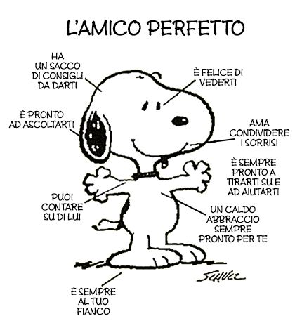 #amico #amicizia #snoopy #meetic