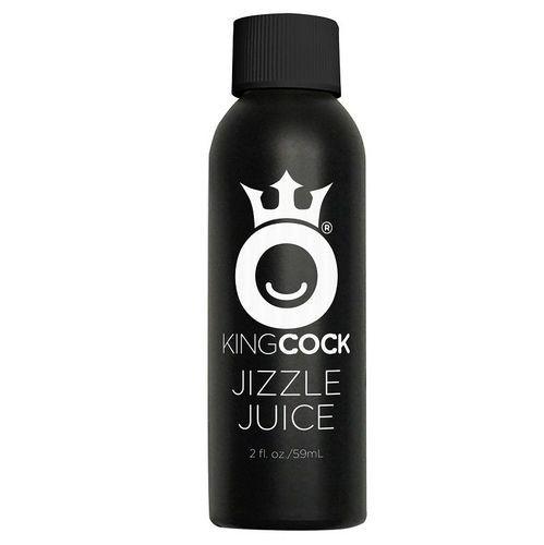 KING COCK JIZZLE JUICE SEMEN LIQUIDO 59ML