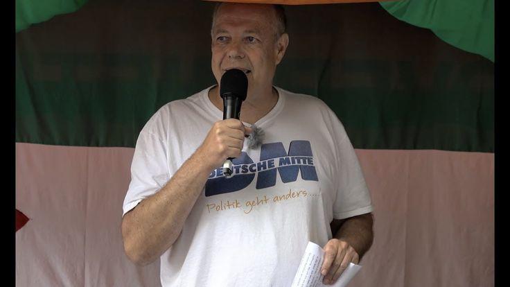 Christoph Hörstel: Quds-Demonstration Berlin 23.6.2017