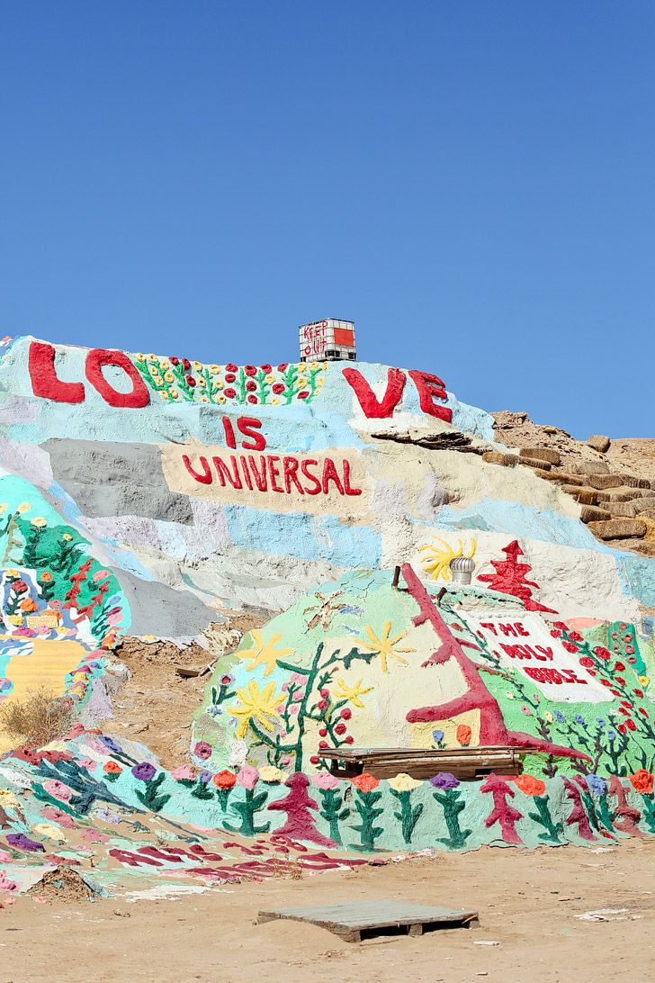 Salvation Mountain (15 Most Popular Day Trips from Los Angeles).