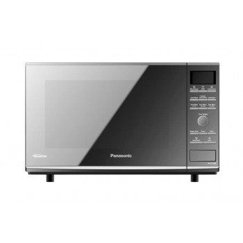 547 15 Off Panasonic 27l Flatbed Convection Microwave Oven Harvey Norman New
