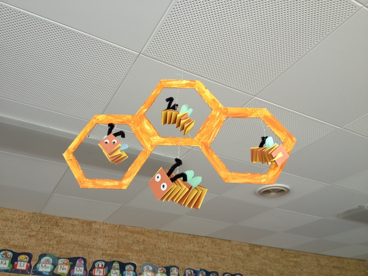 Mobile abeilles