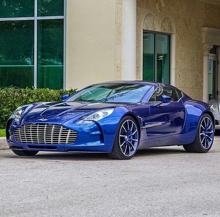 Aston Martin 'one 77 ' ❤