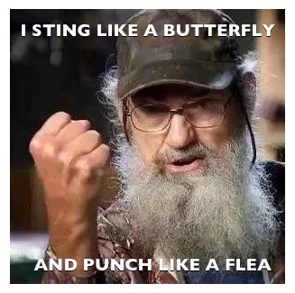 uncle si #duckdynasty  gotta love the beards