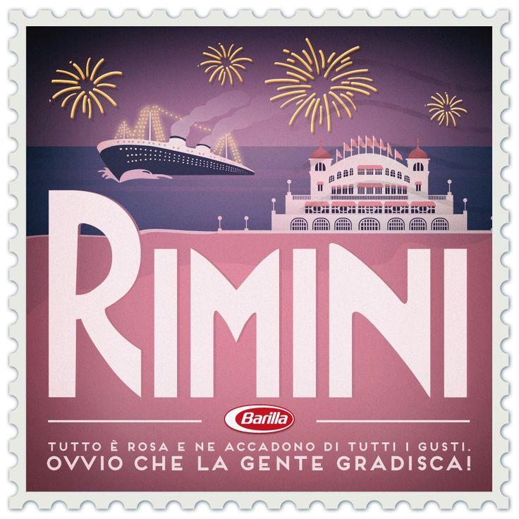 Notte Rosa a #Rimini