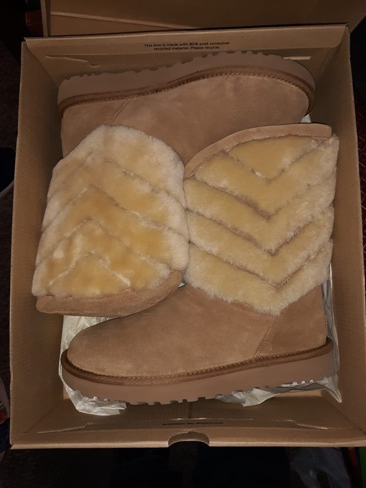 8dbedc4116a NEW UGG size 9 Tania boots Cognac great new boots!!!! #fashion ...