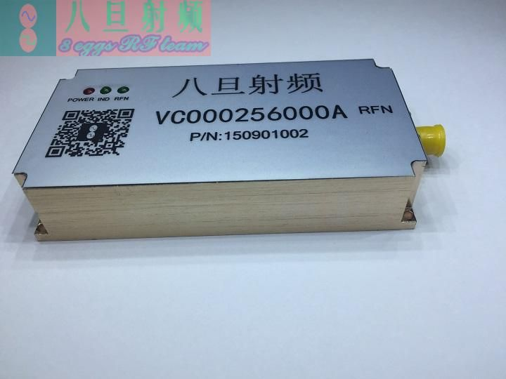 RF microwave frequency source wideband VCO voltage controlled oscillator signal source DDS 25MHz-6000MHz