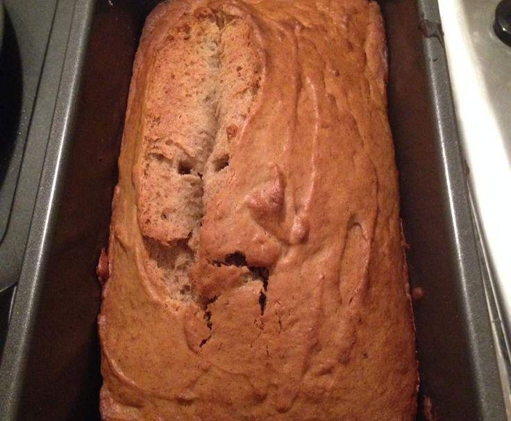 Recipe Healthy Banana Bread (gluten-free) by el154 - Recipe of category Baking - sweet