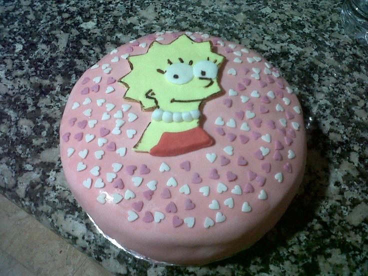 Una Lisa para Carmen... de regalo de su 5º cumpleaños. Felicidades pequeña!!!