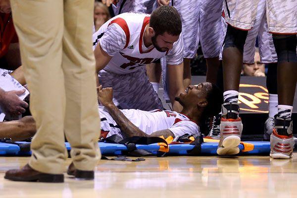 Kevin Ware: Louisville Basketball Player Suffers Horrific Leg Injury