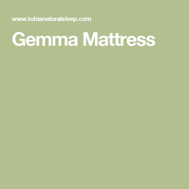 gemma mattress