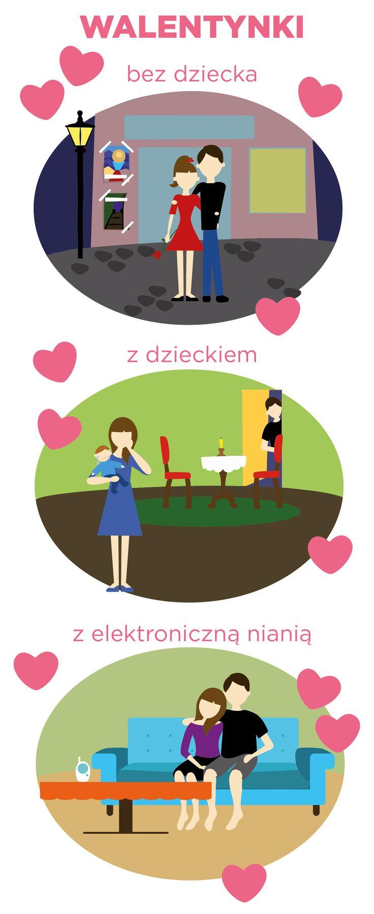 14 luty już jutro - przygotowani? 💝💝💝 Z elektroniczną niania łatwiej zorganizujesz romantyczny wieczór we dwoje! :)
