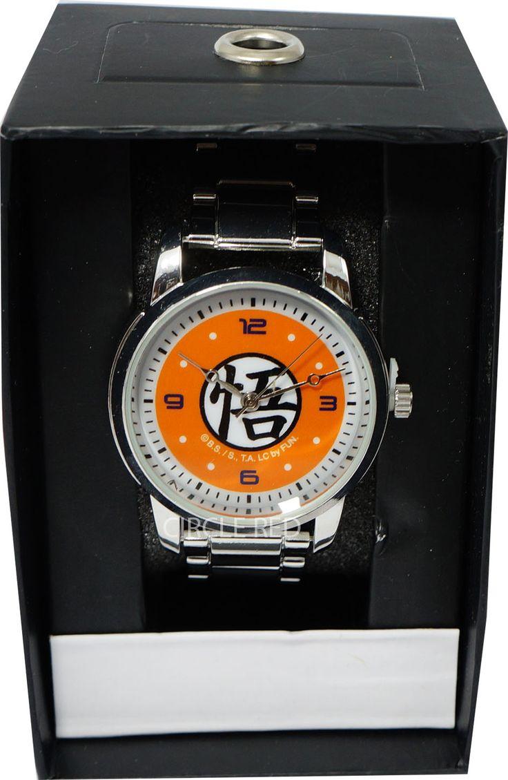 Official Dragon Ball Z Goku wristwatch.