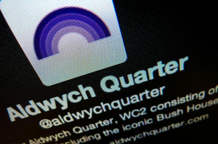 Aldwych Quarter Social Media