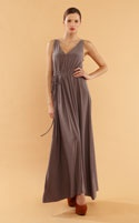 Marion and Lindie Grecian maxi.