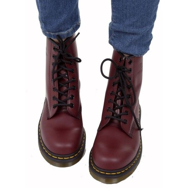 1460 leather boots A/I 2013 dr martens ($213) ❤ liked on Polyvore featuring shoes, boots, dr martens boots, genuine leather boots, bordeaux shoes, dr martens shoes and dr martens footwear