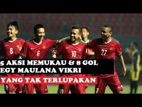 5 Aksi Memukau dan 8 Gol Egy Maulana Vikry di Piala AFF U18 2017 Yang Ta...