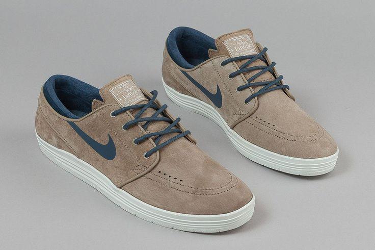 Nike Sb Stefan Janoski Max Suede Baratas