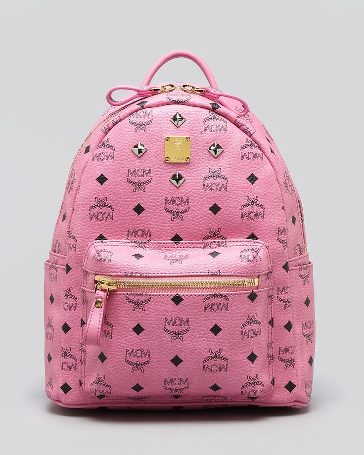 39 best images about MCM on Pinterest | Pink mcm backpack, Hermes ...