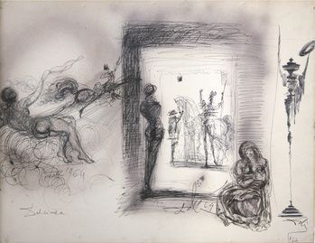 Don Chisciotte, Evocazione di Dulcinea... rinunzio ai miei diritti di gentiluomo
