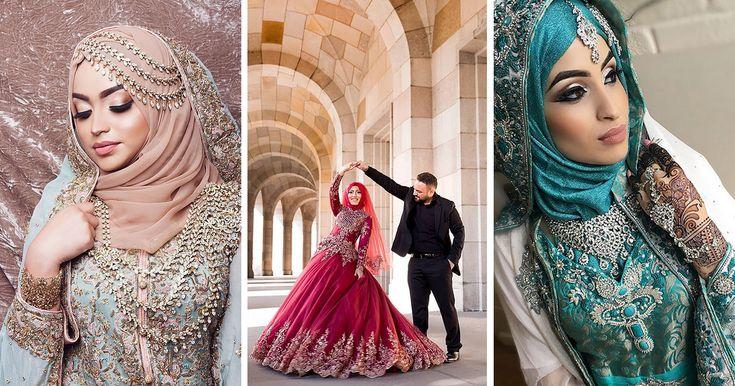17 meilleures id es propos de mari es musulmanes sur for Robes que les gens portent aux mariages