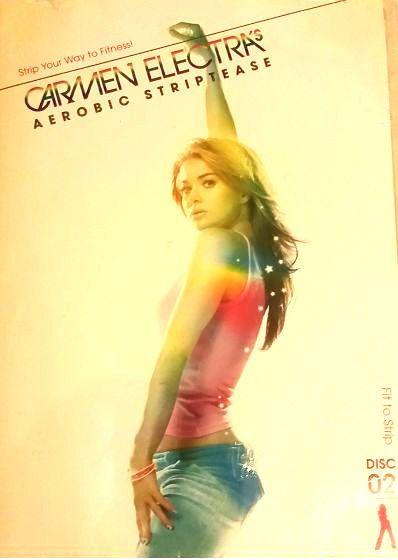 Carmen electras fit to strip video