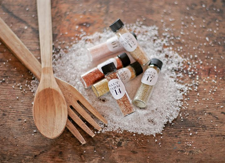 who new? Superfood Spotlight On Unrefined Grey Salt via @chalkboardmag