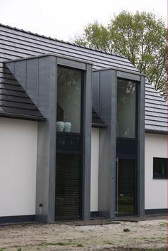 25 beste idee n over buitenkant huis verven op pinterest buitenverf regelingen buitenkant - Moderne entree meubels ...