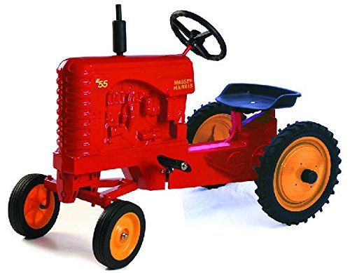Massey Ferguson - Massey Harris 55 Pedal Tractor  Massey Ferguson - Massey Harris 55 Pedal Tractor